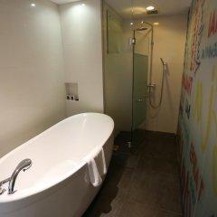Отель Furama City Centre Сингапур ванная фото 2