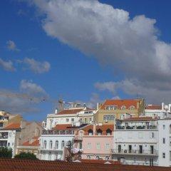 Hub New Lisbon Hostel балкон