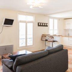 Апартаменты Studio Rue Lepic Париж комната для гостей фото 3