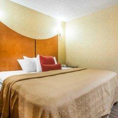 Отель Quality Inn and Suites North/Polaris США, Колумбус - отзывы, цены и фото номеров - забронировать отель Quality Inn and Suites North/Polaris онлайн комната для гостей фото 3