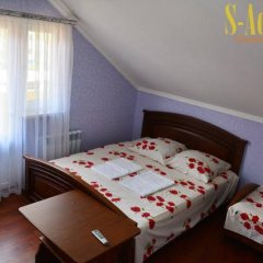 Гостевой дом Нара комната для гостей фото 4