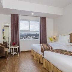 Isena Nha Trang Hotel Нячанг комната для гостей