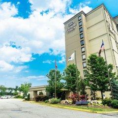 Отель Crowne Plaza Hotel-Newark Airport США, Элизабет - отзывы, цены и фото номеров - забронировать отель Crowne Plaza Hotel-Newark Airport онлайн парковка