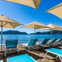 Бутик-Отель Alibey Luxury Concept пляж фото 2