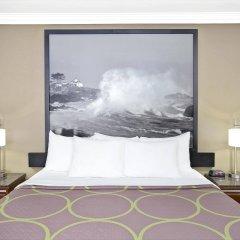 Отель Super 8 by Wyndham Los Angeles-Culver City Area комната для гостей