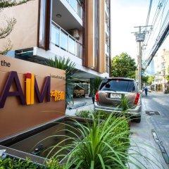 The Aim Sathorn Hotel Бангкок парковка