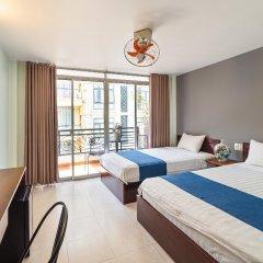 Hanh Chuong Hotel комната для гостей фото 4