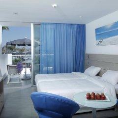 Limanaki Beach Hotel комната для гостей фото 2