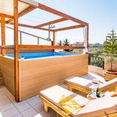 Отель El Barco Luxury Suites Греция, Аргасио - отзывы, цены и фото номеров - забронировать отель El Barco Luxury Suites онлайн бассейн фото 3