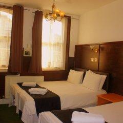 Plaza London Hotel комната для гостей