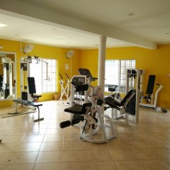 Отель Coco Palm фитнесс-зал фото 2