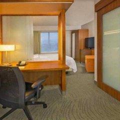 Отель SpringHill Suites by Marriott New York LaGuardia Airport США, Нью-Йорк - отзывы, цены и фото номеров - забронировать отель SpringHill Suites by Marriott New York LaGuardia Airport онлайн удобства в номере