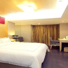 Отель Sun Flower Hotel and Residence Китай, Шэньчжэнь - отзывы, цены и фото номеров - забронировать отель Sun Flower Hotel and Residence онлайн комната для гостей фото 4