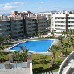 Отель Ibersol Residencial SPA Aqquaria балкон