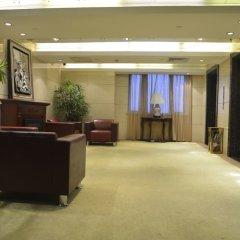 Отель Shanghai Airlines Travel Hotel Китай, Шанхай - 1 отзыв об отеле, цены и фото номеров - забронировать отель Shanghai Airlines Travel Hotel онлайн интерьер отеля фото 8