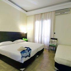 Отель Sonia Греция, Кос - отзывы, цены и фото номеров - забронировать отель Sonia онлайн комната для гостей фото 2