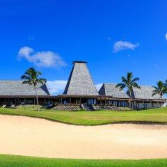 Отель Intercontinental Fiji Golf Resort & Spa Вити-Леву спортивное сооружение