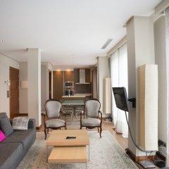 Отель Niza La Concha - Iberorent Apartments Испания, Сан-Себастьян - отзывы, цены и фото номеров - забронировать отель Niza La Concha - Iberorent Apartments онлайн комната для гостей фото 4