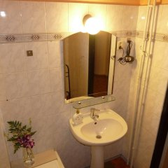 Отель Rezidence Davids ванная фото 2