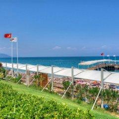 Hotel Golden Lotus - All Inclusive пляж фото 2