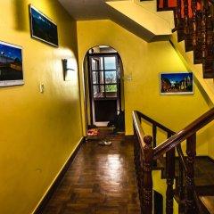 Отель Homestay Nepal Непал, Катманду - отзывы, цены и фото номеров - забронировать отель Homestay Nepal онлайн интерьер отеля фото 2