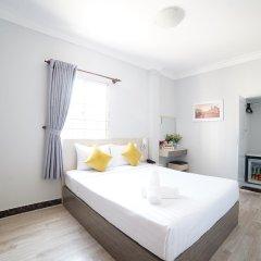 Отель COMMON INN Ben Thanh сейф в номере