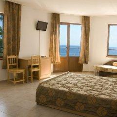 Отель Bisser Болгария, Аврен - отзывы, цены и фото номеров - забронировать отель Bisser онлайн комната для гостей фото 3
