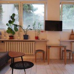 Отель Apartamenty Galeria Польша, Варшава - отзывы, цены и фото номеров - забронировать отель Apartamenty Galeria онлайн комната для гостей фото 3