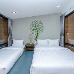 Отель Eco Hostel Таиланд, Пхукет - отзывы, цены и фото номеров - забронировать отель Eco Hostel онлайн комната для гостей фото 5