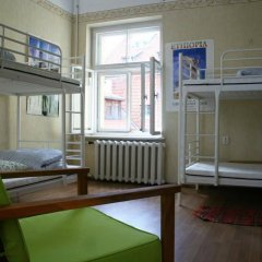 Teddy Bear Hostel Riga комната для гостей фото 4