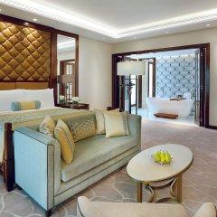 Отель The Ritz-Carlton, Dubai комната для гостей фото 3