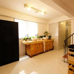 Bandai Hostel Бангкок в номере