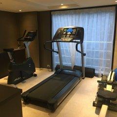 Отель MS Select Bellejour - Cologne фитнесс-зал