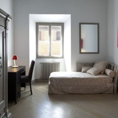 Апартаменты Habitat's Pantheon Apartments Рим комната для гостей фото 5