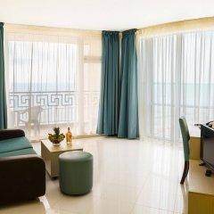 Blue Pearl Hotel Солнечный берег комната для гостей фото 5