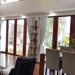 Отель Pranaluxe Pool Villa Holiday Home питание