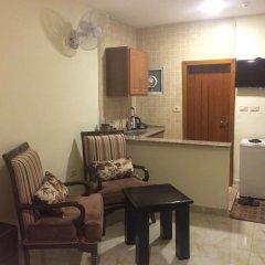 Отель Suzan Studios & Apartments Иордания, Амман - отзывы, цены и фото номеров - забронировать отель Suzan Studios & Apartments онлайн в номере фото 2