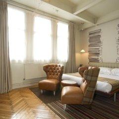 Отель Abode Manchester Манчестер комната для гостей фото 4