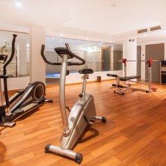 Отель Catalonia Mirador des Port фитнесс-зал фото 3