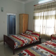 Отель Small Village Вьетнам, Нячанг - отзывы, цены и фото номеров - забронировать отель Small Village онлайн комната для гостей фото 5