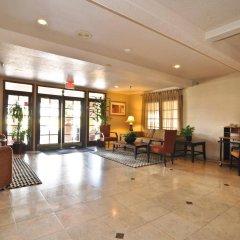 Отель BEST WESTERN PLUS Brookside Inn интерьер отеля