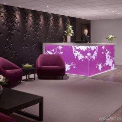 Отель Radisson Blu Edinburgh фитнесс-зал