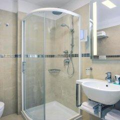 Отель Mercure Rimini Artis Римини ванная