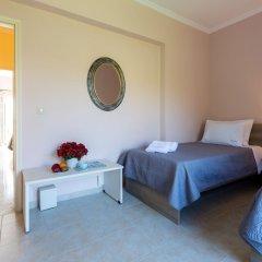 Отель Casa Dirapera Греция, Корфу - отзывы, цены и фото номеров - забронировать отель Casa Dirapera онлайн комната для гостей фото 3