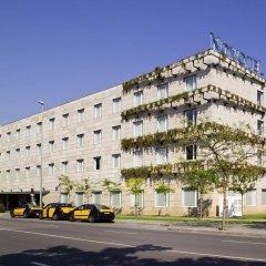 Отель Novotel Barcelona Cornella парковка