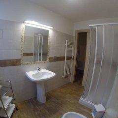 Отель Affittacamere Sottosopra Шарвансо ванная