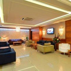 Tuğcu Hotel Select Турция, Бурса - отзывы, цены и фото номеров - забронировать отель Tuğcu Hotel Select онлайн интерьер отеля