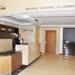 Отель Tempoo Hotel Marrakech Марокко, Марракеш - отзывы, цены и фото номеров - забронировать отель Tempoo Hotel Marrakech онлайн интерьер отеля фото 3