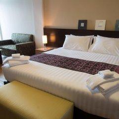 Отель Golden Jade Suvarnabhumi комната для гостей фото 9
