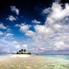 Отель House Clover Мальдивы, Северный атолл Мале - отзывы, цены и фото номеров - забронировать отель House Clover онлайн приотельная территория фото 2